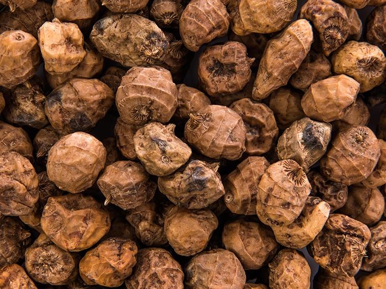 La chufa: alimento saludable con alto contenido de fibra
