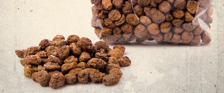 La chufa: un alimento con muchas propiedades saludables