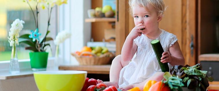 Chufas para bebés y niños