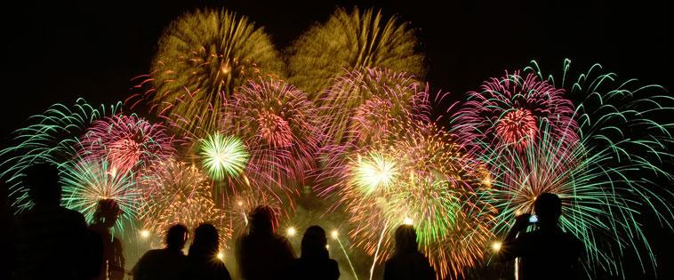 Fallas: Fireworks