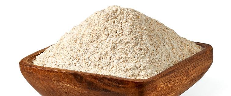 Harina de chufa: harina sin gluten