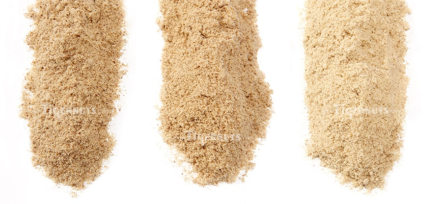 Tigernuts Flour Qualities: Normal, Fine & Extra Fine